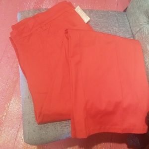 Pants - Gold flava orange stretch jeans